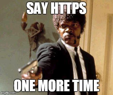 Jāiestata SSL (https) sertifikāts mājaslapas drošības nodrošināšanai