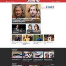 Ziņu portāls New York Post uz WordPress bāzes