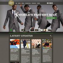 Pasaules ātrākais skrējējs izvēlās veidot mājaslapu uz WordPress platformas