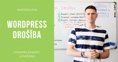 WordPress drošība - Kebbe IT