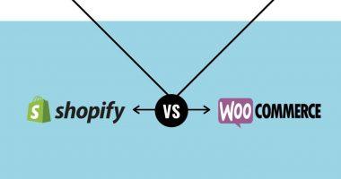 Woocommerce un Shopify internetveikala izveide salīdzinājums